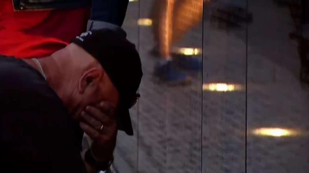 Rolling Thunder Candlelight Vigil Honors Fallen Soldiers | NBC Washington