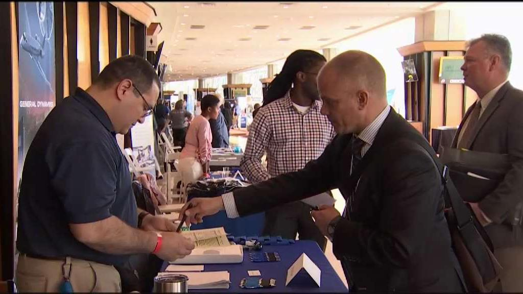 Prince George's Job Fair Helps Veterans Find Next Step