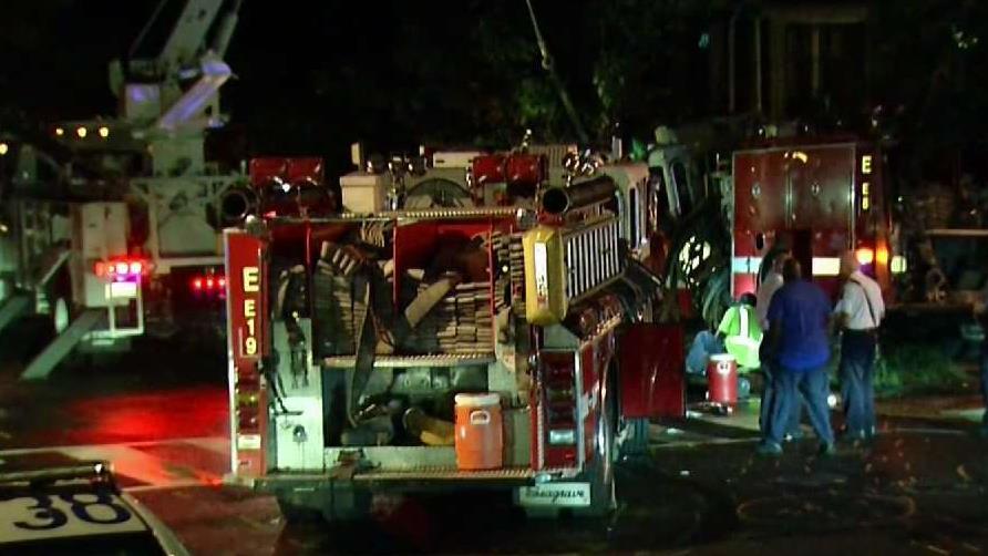DC Changes Protocol After 8 Injured in Firetruck Crash