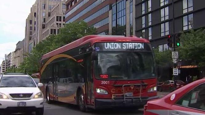 DC Circulator Sees Significant Jump in Ridership