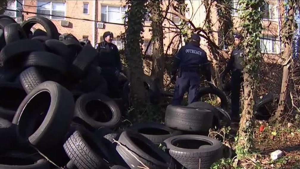 Dump Busters Identify DC Tire-Dumping Suspect
