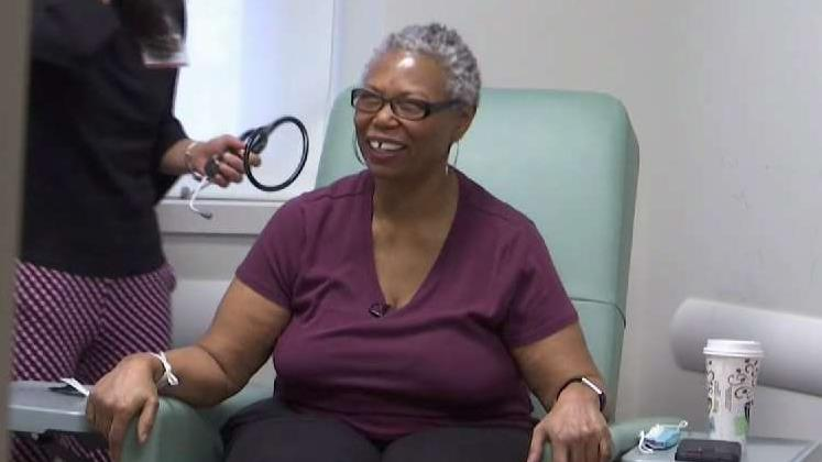 Experimental Treatment Helps Maryland Woman Beat Lymphoma