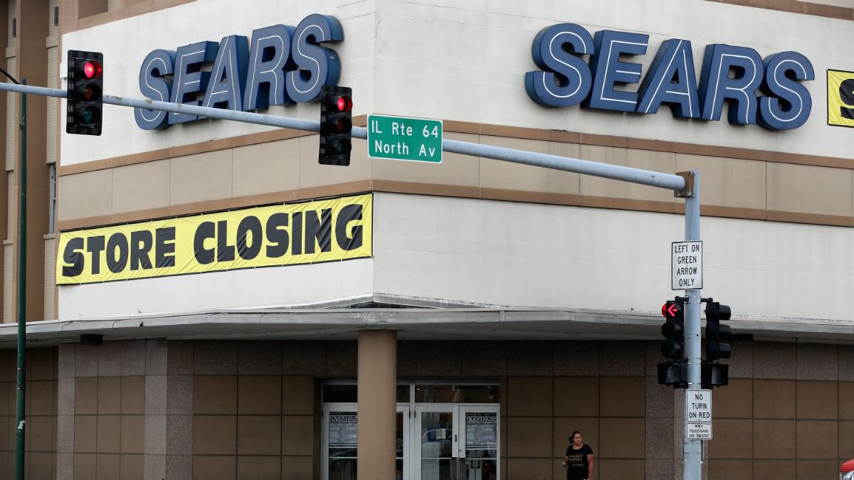 Sears Will Close 40 More Stores Following Bankruptcy Filing | NBC Washington