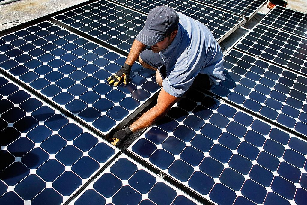 Солнечные панели своими руками