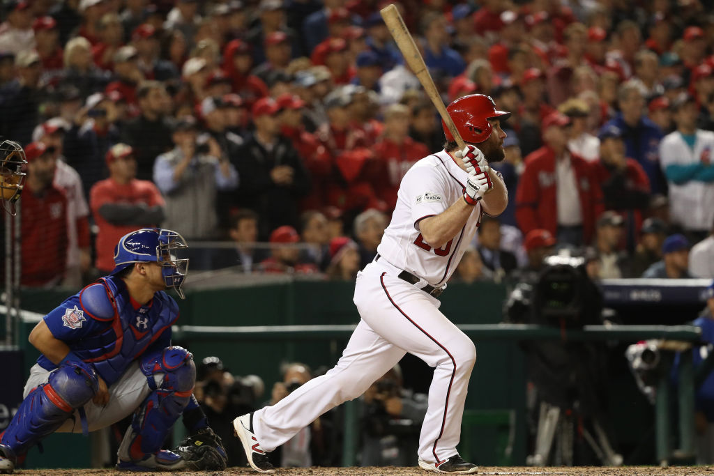 Nationals Out of Playoffs, Fall to Cubs 9-8 in Game 5