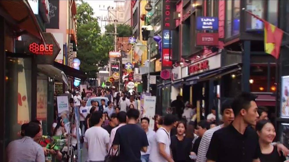 Inside Itaewon: The Melting Pot of Seoul