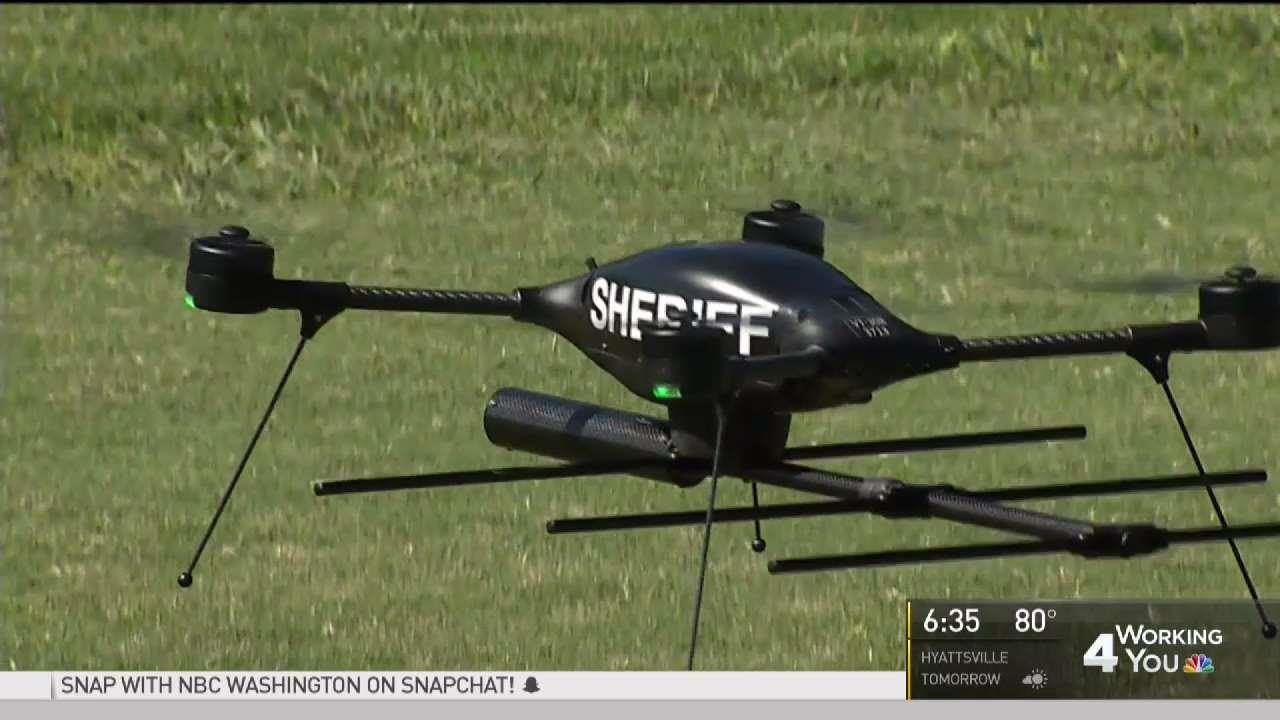 Drone Can Help Police Find Missing Children