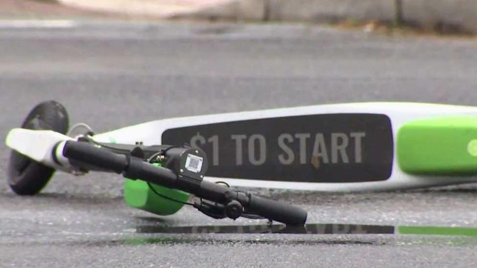 Lime Recalls Electric Scooters After Breakage Reports | NBC Washington