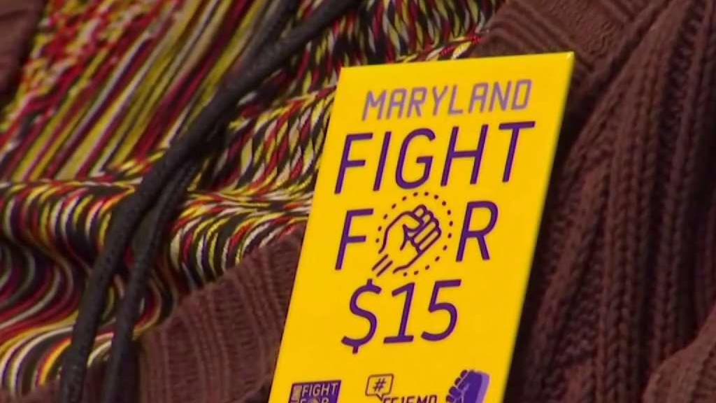 Maryland Lawmakers Consider Minimum Wage Hike