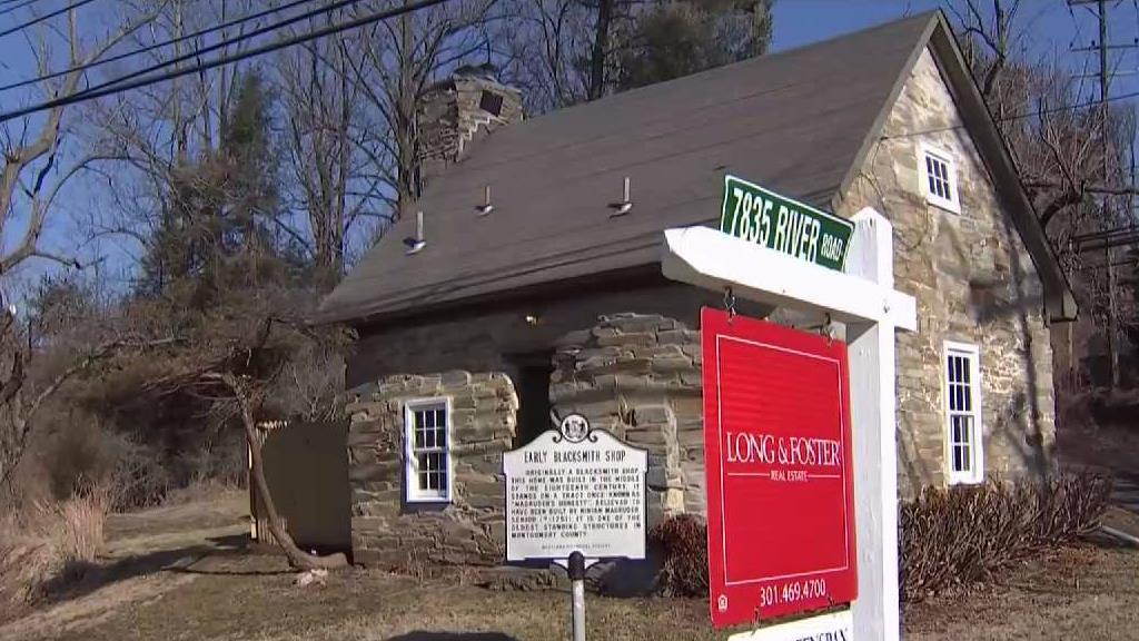 Old Blacksmith Shop is Up for Sale