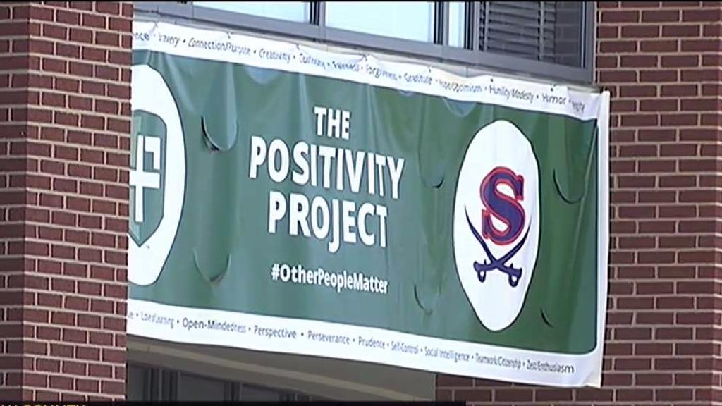 Positivity Project Tries to Change Minds in Fairfax County