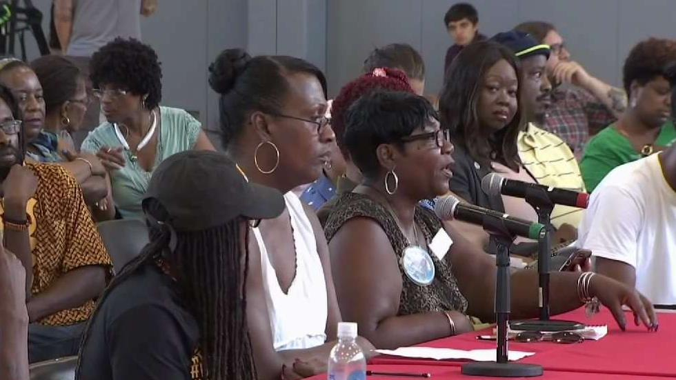 Residents Upset Over Alleged Police Misconduct in DC | NBC Washington