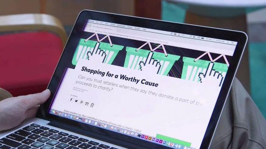 How to Shop for a Worthy Cause