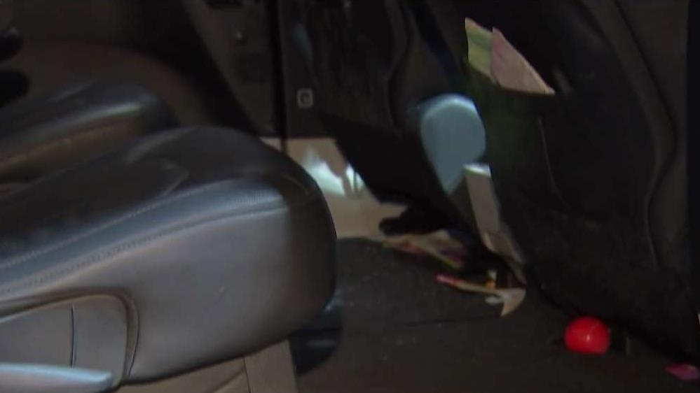 'Very Upsetting': Thieves Target Cars in Chevy Chase