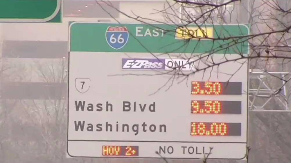 Virginia Man Organizing I-66 Slug Line