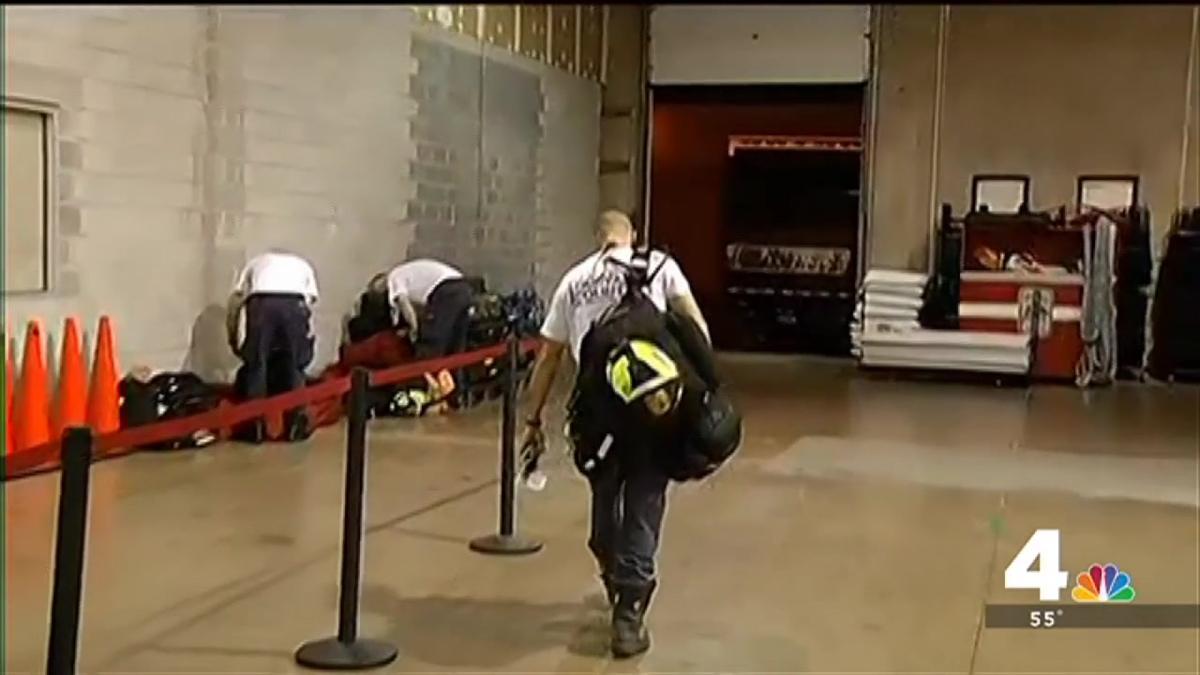 Va. Rescue Team Heads to South Carolina