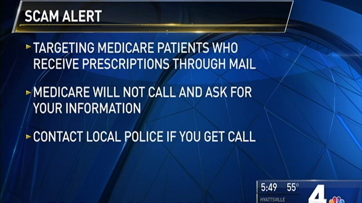 Medicare Phone Scam Targets Senior Citizens in Virginia