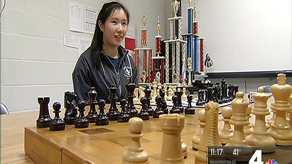 Virginia Teen Heading to US Women's Chess Championship