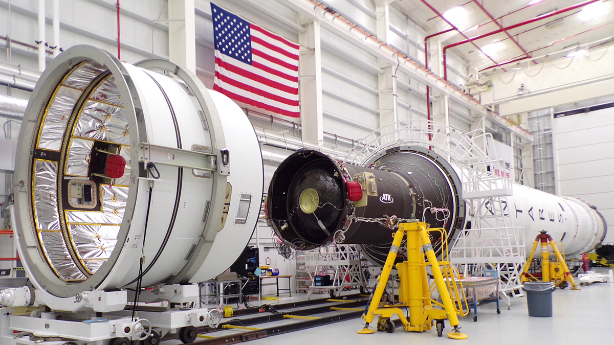Large Scale Rocket Launch to Be Visible From DC Area | NBC Washington