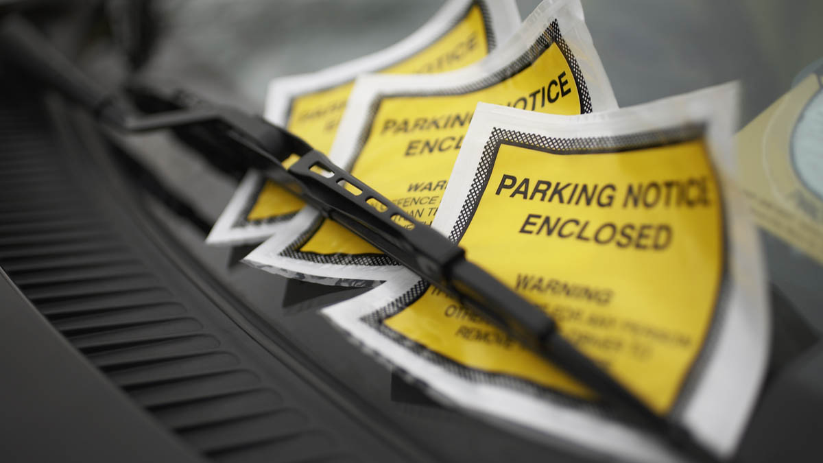 DMV Email Service Will Remind You to Pay Parking Tickets