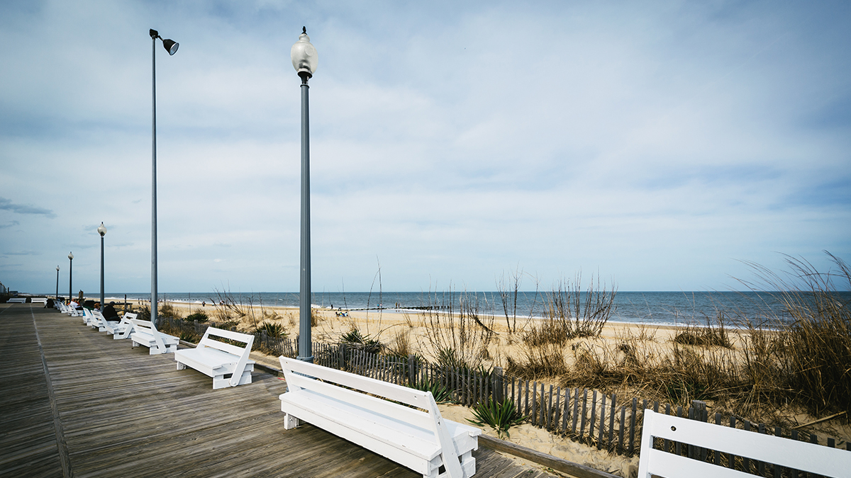 Tents, Umbrellas Larger Than 8' Banned at Rehoboth