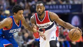 Wizards' John Wall Has Five Fractures in Wrist