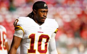 RGIII's Name 'Keeps Getting Used for Headlines'